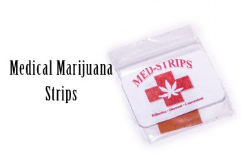medical marijuana strips