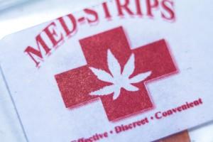 cannabis breath strips