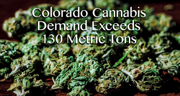 colorado marijuana demand