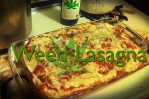 Weed Lasagna Recipe