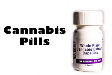 Medical Marijuana: Cannabis Pills