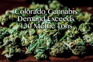 colorado marijuana demand